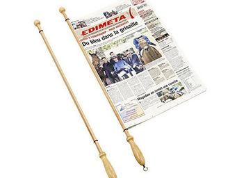 EDIMETA -  - Zeitungshalter