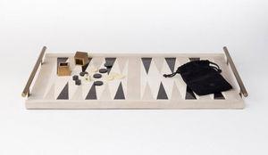 KIFU PARIS -  - Backgammon