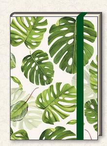 Tassotti - foglie tropicali - Notizbuch
