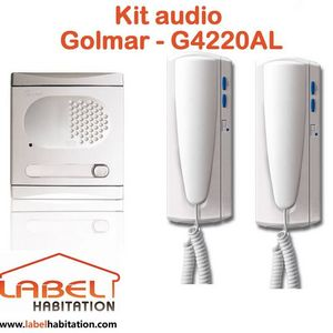 GOLMAR -  - Gegensprechanlage