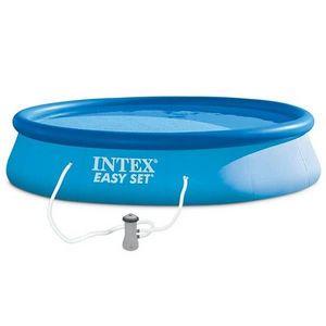 INTEX - piscine hors-sol autoportante 1422093 - Schwimmbad Mobil