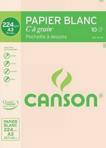 Canson -  - Zeichenpapier