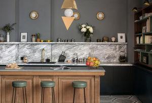 DESJEUX DELAYE - cuisine - Innenarchitektenprojekt
