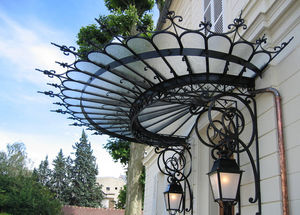 FERRONNERIE VAUZELLE -  - Eingangsvordach
