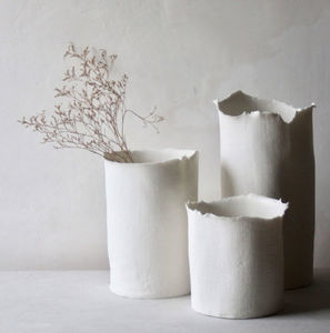 EPURE - lin – vases l - Ziervase
