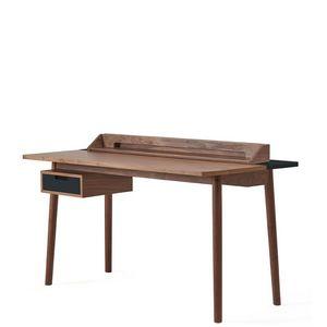 HARTÔ - honore - bureau noyer 70 x 140 cm - Schreibtisch