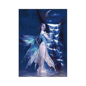 Twi Cairn Studio - falling waters - Glückwunschkarte