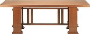 Classic Design Italia - allen table - Rechteckiger Esstisch