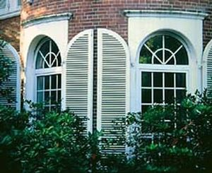 Veka -   - Klapp Lamellenfensterläden