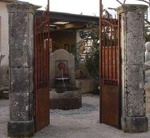 LES MEMOIRES D' ADRIEN - piliers anciens - Pfeiler