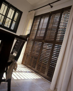 JASNO - shutters persiennes mobiles - Zusammenklappbare Fensterläden