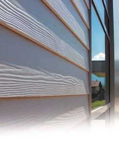 Gedimat - eterclin fibre-ciment - Klimagerät