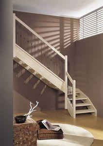 NOVALINEA - snl - Viertelgewendelte Treppe