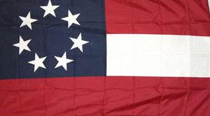 MAISON DES DRAPEAUX - américain - Fahne