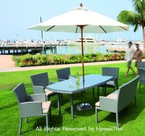 HAWAII THAI FURNITURE CO.LTD - adrian - Gartentisch