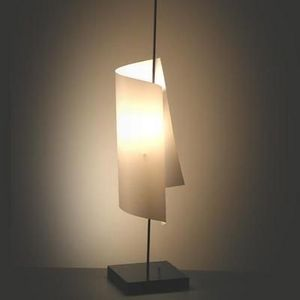 Mato Creations - lampe feuille - Tischlampen