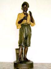 Antiquité Rouilly -  - Kleine Statue