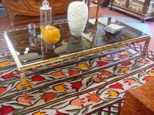 Antiquités Braga -  - Rechteckiger Couchtisch