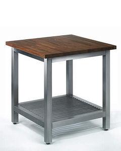 Meyer Stahlmobel - set - Beistelltisch