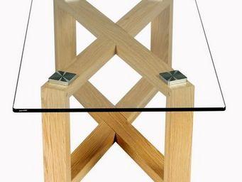 Gerard Lewis Designs -  - Rechteckiger Couchtisch