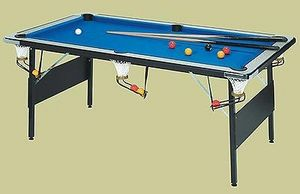 Hamilton Billiards & Games -  - Poolbillard