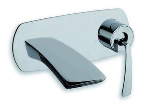 Cristina - lavabo mural bo23751 - Wand Mischbatterie