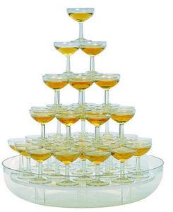 Stellinox -  - Champagnerpyramide