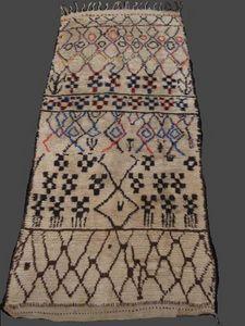 ATLAS KILIM BERBERE - azilal-maroc - Berberisch Teppich