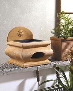 Pugi Ceramiche - levanto - Holzkohlegrill