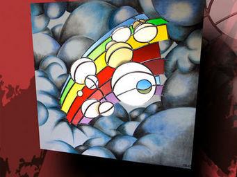 Atelier 1..2..3 vitrail -  - Buntglasfenster