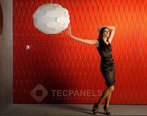 TECPANELS -  - Wandverkleidung