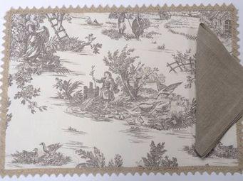 BORGO DELLE TOVAGLIE -  - Tischset