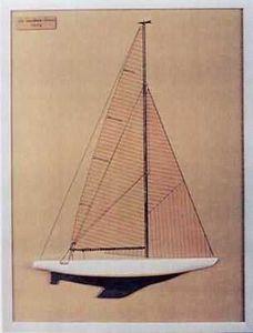 Art Et Mer - le southern cross - Seemannsrahmen