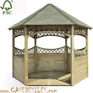 Case des iles -  - Pavillon
