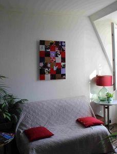 JOHANNA L COLLAGES - joséphine 60x80 cm - Dekobilder