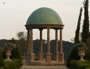 pierre et vestiges -  - Pavillon