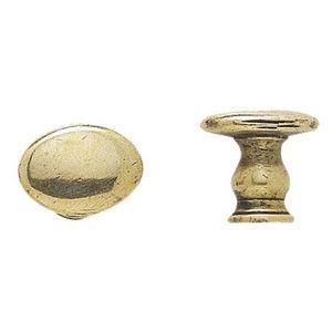 FERRURES ET PATINES - bouton de tirette en bronze pour cgevet, buffet, s - Schubladenknopf
