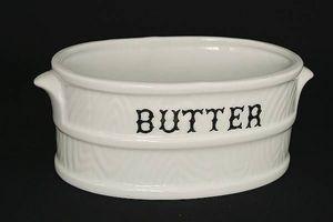 HOOKES - 10.5butter dish - Butterdose