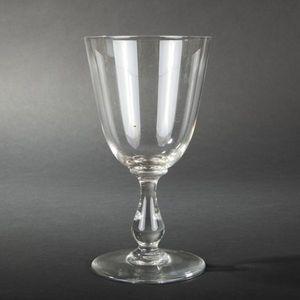 Expertissim - huit verres à eau en cristal de baccarat - Gläserservice
