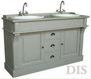 BY DURIEUX -  - Doppelwaschtisch Möbel