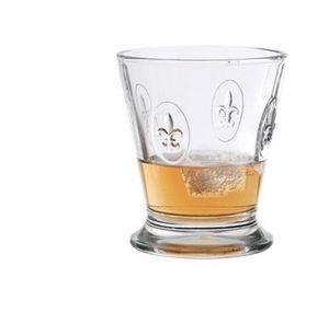 La Rochere - fleur de lys - Glas