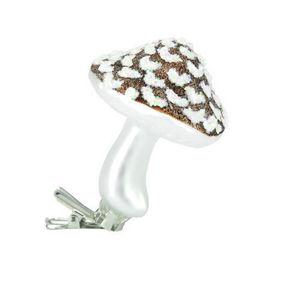 MAISONS DU MONDE - champignon winter moyen modèle - Weihnachtsschmuck