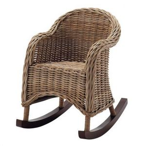 Maisons du monde - rocking chair enfant key west - Schaukelstuhl