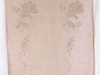 Coquecigrues - brise-bise les fées lilas - Kurzgardine