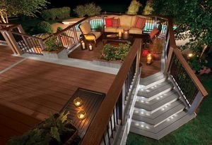 Trex -  - Terrassenboden