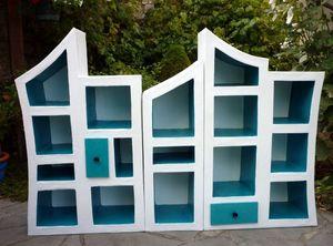 NATURES ET CRÉATIONS -  - Kinder Bücherregal