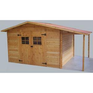Altona -  - Holz Gartenhaus