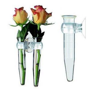 Tung Design - vase tube en verre - Stielvase