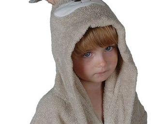 SIRETEX - SENSEI - peignoir enfant en forme de lapin - Kinderbademantel