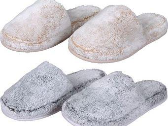 SIRETEX - SENSEI - mules polaire chamonix 36-39 ou 41-45 - Pantoffel